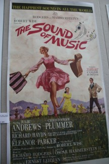 Sound of Music Original Movie Poster