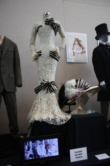 "Audrey Hepburn's costume from ""My Fair Lady"""