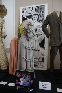 "Judy Garland's costume from ""Meet Me in St. Louis"""
