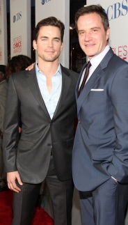 Matt Bomer & Tim Dekay from White Collar