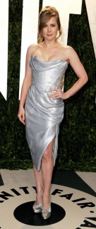 Amy Adams in Vivienne Westwood - Vanity Fair Party