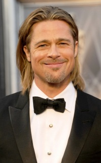 Brad Pitt in Tom Ford